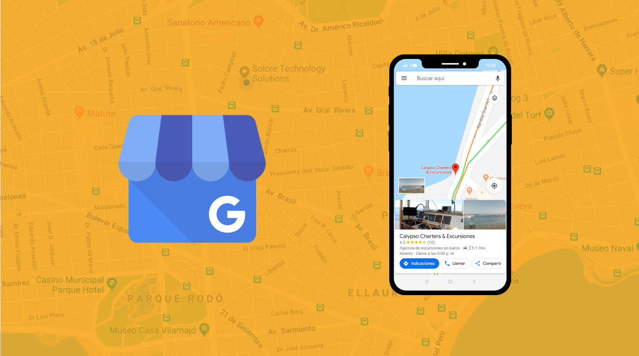 Google My Business, una plataforma imprescindible para tu negocio.