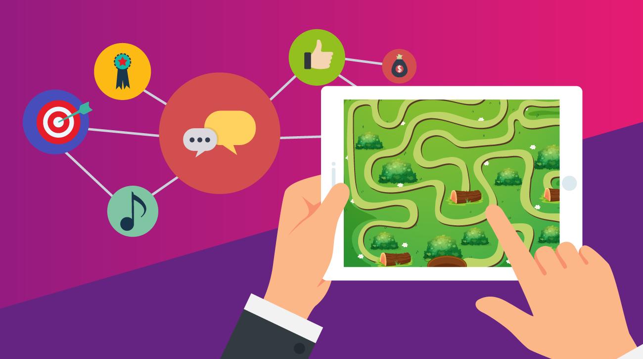 Gamification: El desafío de aprender jugando