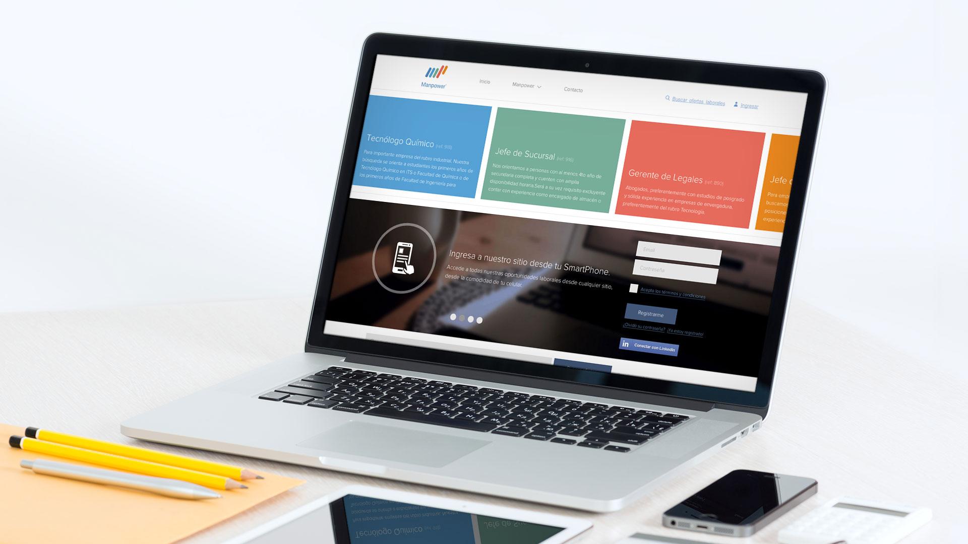 Aplicación Desktop Movil