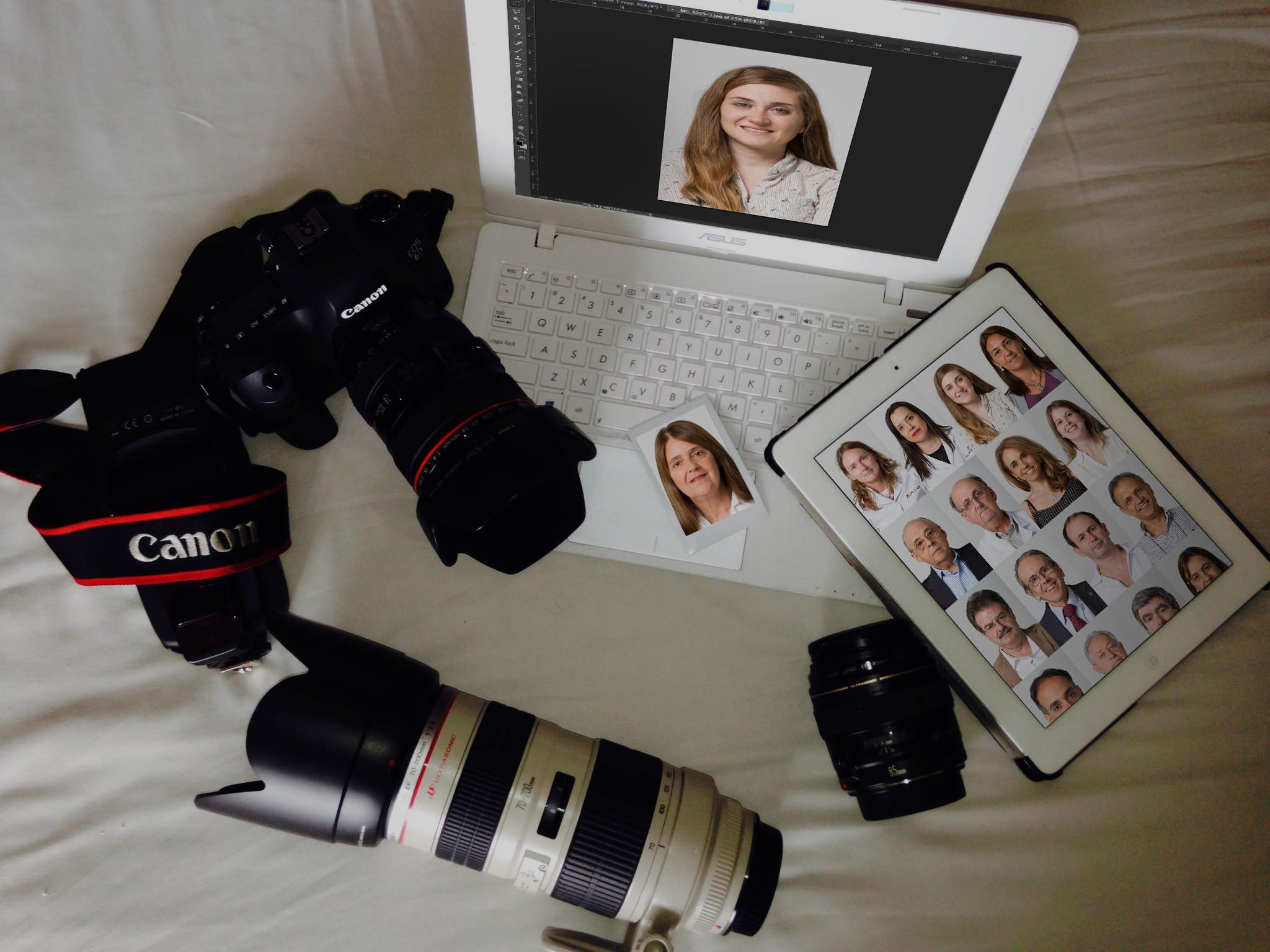 Sesión de Fotos