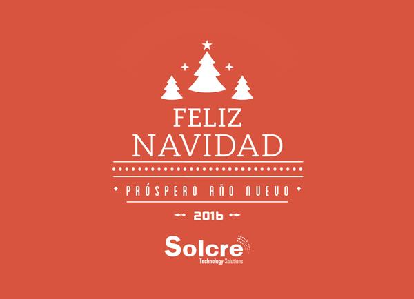 Muy Feliz Navidad y Próspero Año Nuevo!